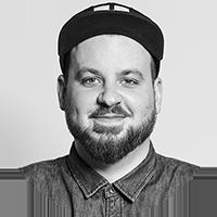 Jan Pfirrman – Geschäftsführer von aerocosmos Kopfhörerer Events